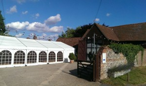 Party Barn Marquee Prices
