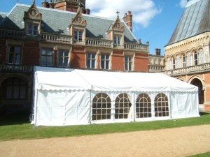 Small Informal Posh Party Marquee Prices